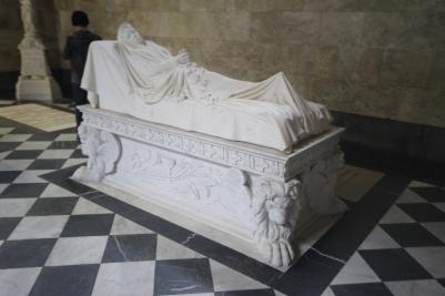 Another sarcophagus