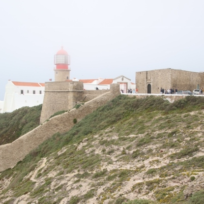 Fortress at Cape St. Vincent