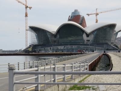 building likey Sydney Opera house