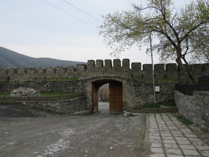 The Gate to the Palace