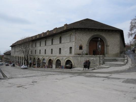 the famous Caravanserai
