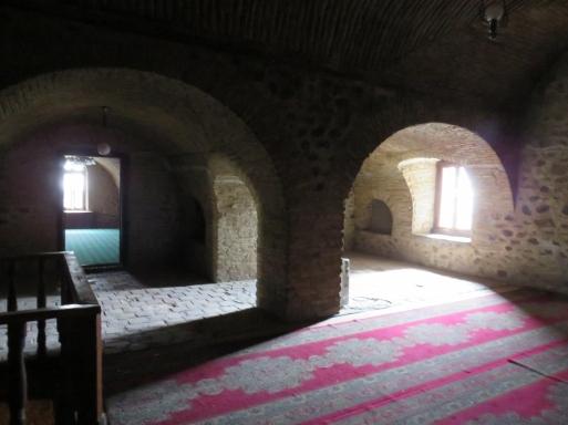 Inside the Caravanserai