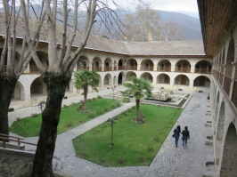 Inside the Caravanserai