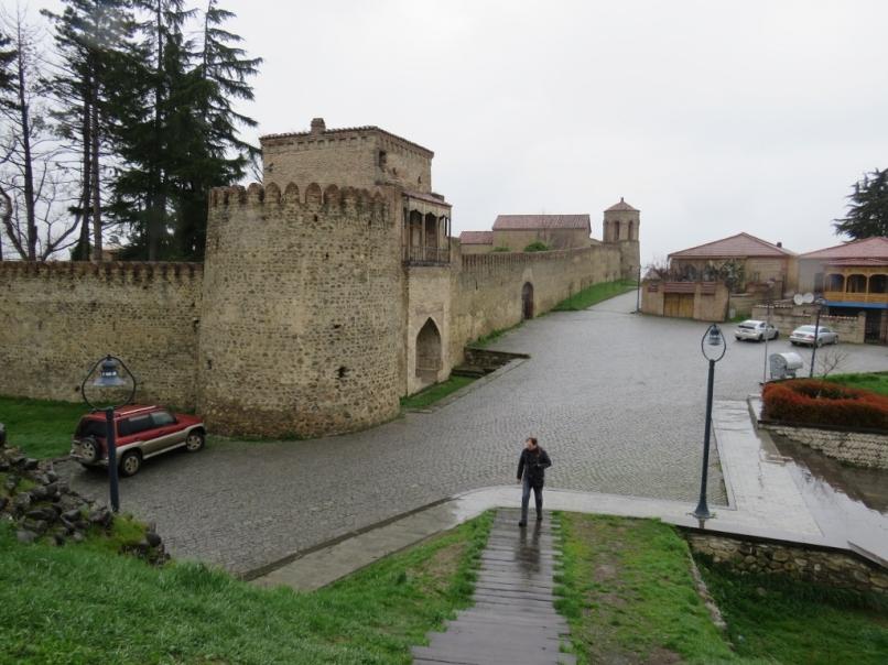 Telavi fortress