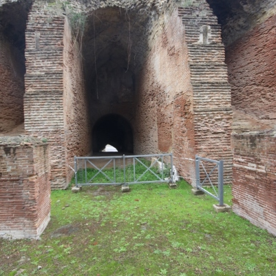 Large arch at the amphitheatrem