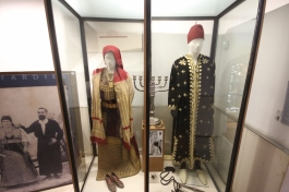 Old costumes
