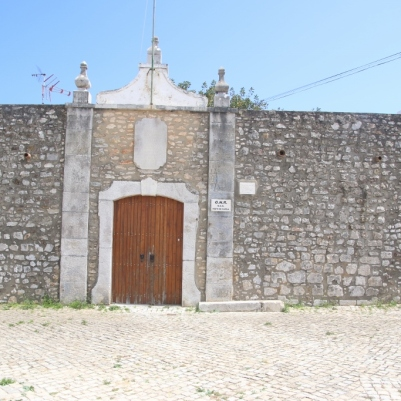 Entrance to fortress