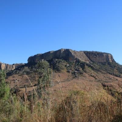 Rocks of Isalo
