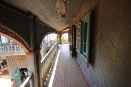 Walk way at summer palace
