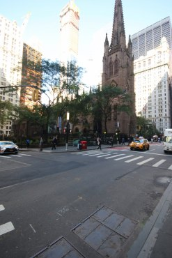 Church at Wall Street