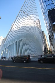 Next to World Trade Center