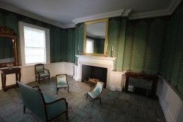 Old furniture inside
