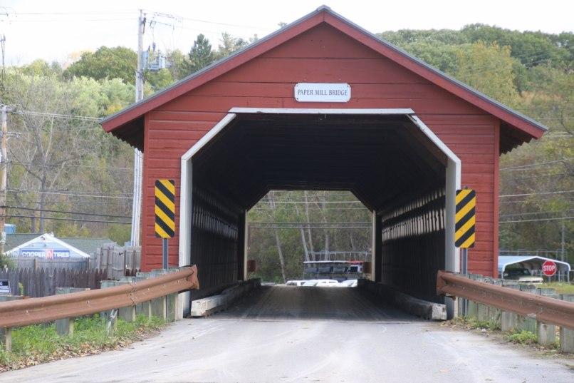 Paper Mill Bridge